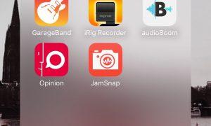 Apps für Hörfunk-Journalisten
